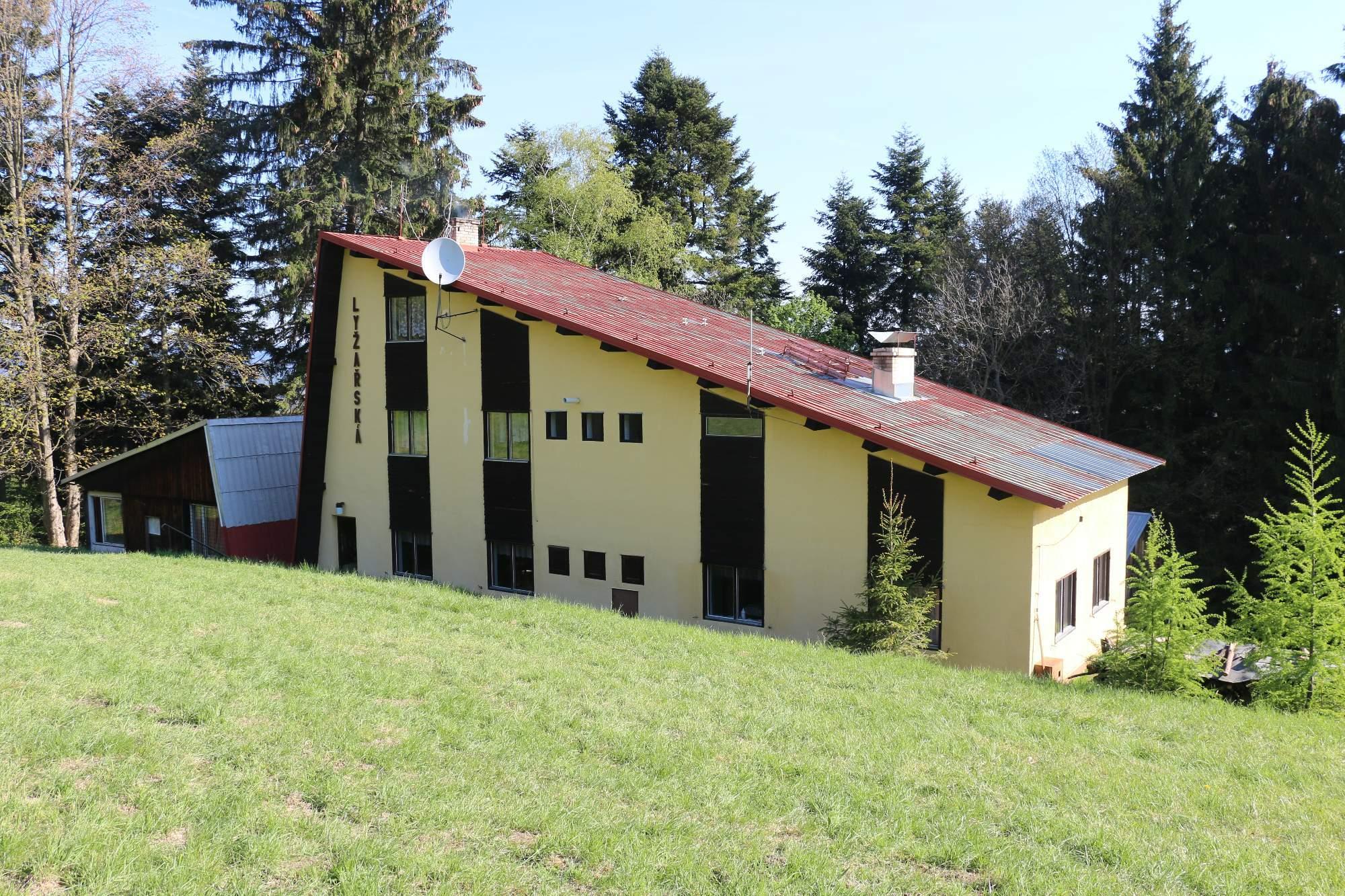 chata LYŽAŘSKÁ
