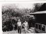 Historické fotografie - stavba chaty