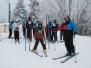 Lyžařské závody Malino Brdo 22.2.2018